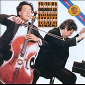 Beethoven: Sonatas, Vol. 2 - No. 3, Op. 69 & No. 5 Op. 102/2 / Yo-Yo Ma, cello; Emanuel Ax, piano
