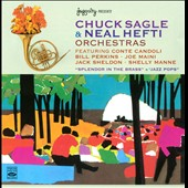 Chuck Sagle/Neal Hefti: Splendor In the Brass/Jazz Pops *