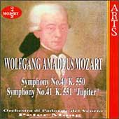 Mozart: Symphonies no 40 & 41 / Peter Maag, et al