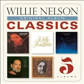 Willie Nelson: Original Album Classics [Us Artwork] [Box]