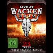 Various Artists: Wacken 2012: Live at Wacken Open Air
