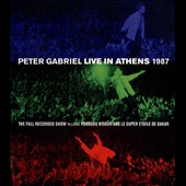 Peter Gabriel: Live in Athens 1987 and Play