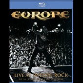 Europe: Live! At Sweden Rock: 30th Anniversary Show [Video] *