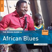 Various Artists: The  Rough Guide to Africa Blues [Slipcase]
