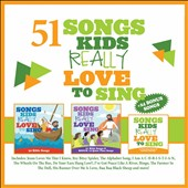 Kids Choir: 51 Songs Kids Really Love To Sing 2014 [Box]