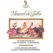 Falla: The Three Cornered Hat, El Amor Brujo / Madeira, etc