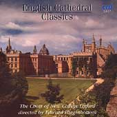 English Cathedral Classics - Tye, Taverner, Tallis, et al