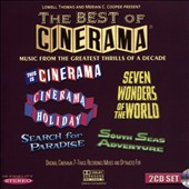 Various Artists: The Best of Cinerama [Original Soundtrack]
