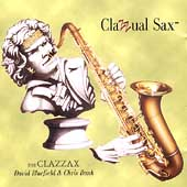 David Bluefield/Rhythm & Bluefield Band: Clazzual Sax *