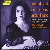 Lyrical and Virtuosic Guitar Music / Dale Kavanagh