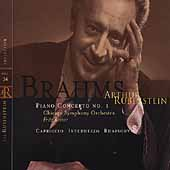 Rubinstein Collection Vol 34 - Brahms: Piano Concerto