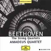 Beethoven: The String Quartets / Amadeus Quartet