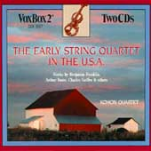 The Early String Quartet in the U.S.A. / Kohon Quartet