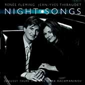 Night Songs / Renée Fleming, Jean-Yves Thibaudet