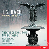 Bach: Cantatas 131, 152, 161 / Taylor, LeBlanc, Kobow, et al