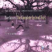 Beethoven: Complete Cycle of Trios Vol 2 /Kalichstein, et al