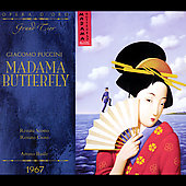 Puccini: Madama Butterfly / Basile, Scotto, Mattiucci, et al