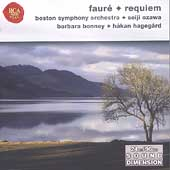 Fauré: Requiem, Songs / Bonney, Hagegård, Ozawa, W. Jones