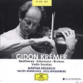 Gidon Kremer - Beethoven, Schumann, Brahms: Violin Sonatas