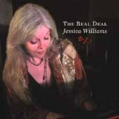 Jessica Williams (Piano): The Real Deal