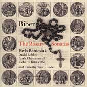 Biber: The Rosary Sonatas / Beznosiuk, et al
