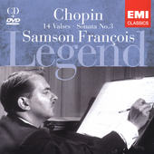 Legend - Chopin: 14 Waltzes, etc / François