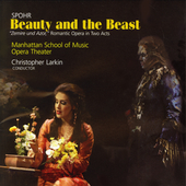 Spohr: Beauty and the Beast / Larkin, et al