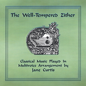The Well-Tempered Zither