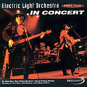 Electric Light Orchestra, Part II: In Concert
