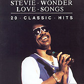 Stevie Wonder: Love Songs-20 Classic Hits