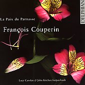 Couperin: La Paix du Parnasse / Carolan, Kitchen