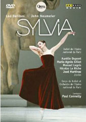 Delibes: Sylvia / Connelly/Paris National Opera Ballet [DVD]