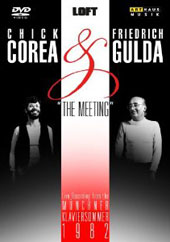 Chick Corea & Friedrich Gulda: The Meeting / Munchner Klaviersommer, 1982 [DVD]