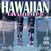 Various Artists: Hawaiian Favourites [Goldies]