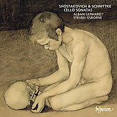 Shostakovich, Schnittke: Cello Sonatas / Gerhardt, Osborne