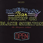 The Sidekicks (pop vocal group): Pickin' on Blake Shelton, Vol. 2: Bluegrass Bar