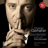 Schubert: Abendbilder / Christian Gerhaher, Gerold Huber
