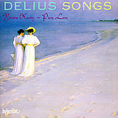 Delius: Songs / Yvonne Kenny, Piers Lane