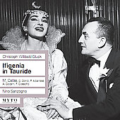 Gluck: Iphigenia in Tauride / Sanzogno, Callas, et al