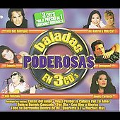 Various Artists: Baladas Poderosas En 3 CDs [Box]