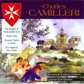 Camilleri: Orchestral Music / Schembri, Bournemouth Symphony Orchestra, et al