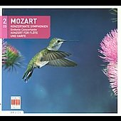 Basics - Mozart: Sinfonie Concertante, Concerto For Flute & Harp / Haenchen, et al