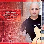 Michel Sajrawy: Writings on the Wall [Digipak] *