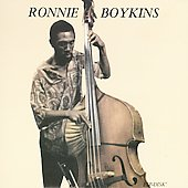 Ronnie Boykins: The Will Come, Is Now [Digipak]