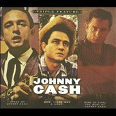 Johnny Cash: Triple Feature: Hymns by Johnny Cash/Now, There Was a Song!/Ring of Fire: The Best of Johnny Cahs [Box]