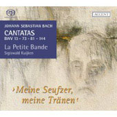 Bach: Cantatas for the Complete Liturgical Year Vol 8 / Sigiswald Kuijken, La petite bande