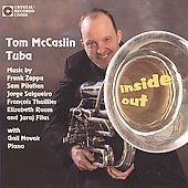 Inside Out- Zappa, Pilafian, Salgueiro, Filas, etc / Tom McCaslin, Gail Novak