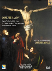 Haydn: Seven Last Words of Christ on the Cross / Savall, Le Concert des Nations