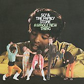 Sly & the Family Stone: A Whole New Thing [Digipak]