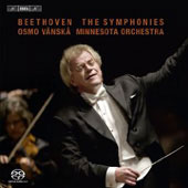 Beethoven: Nine Symphonies / Vanska, Juntunen, Minnesota Orchestra
